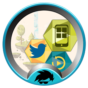 Nature Go Launcher Theme