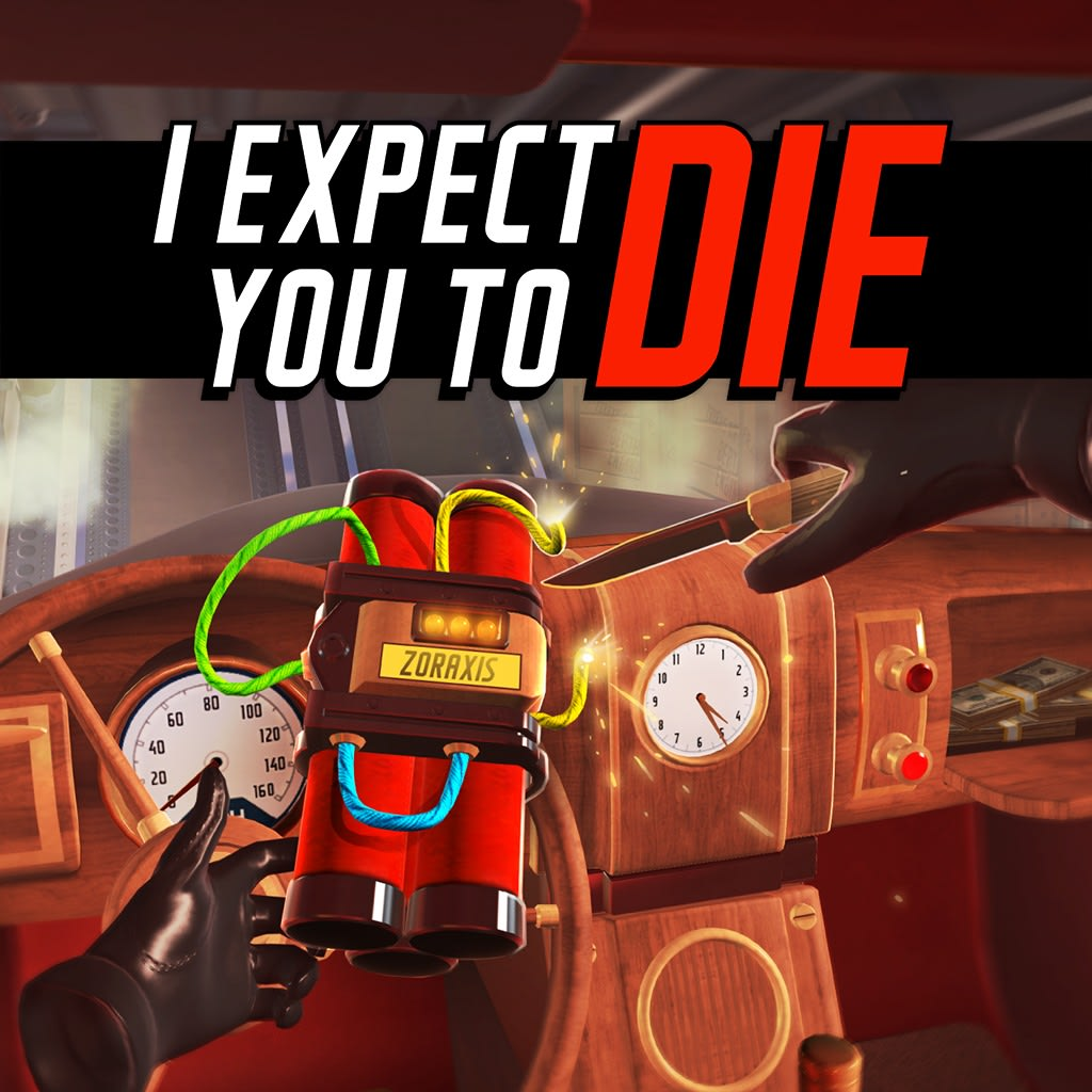 I Expect You To Die PS VR PS4