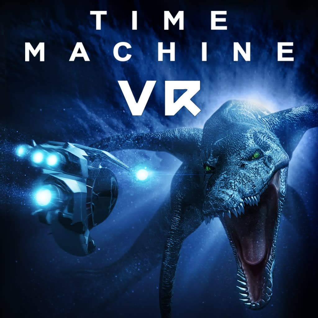 Time Machine PS VR PS4