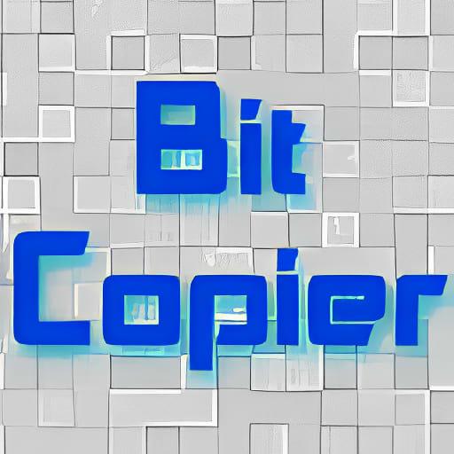 Bit Copier