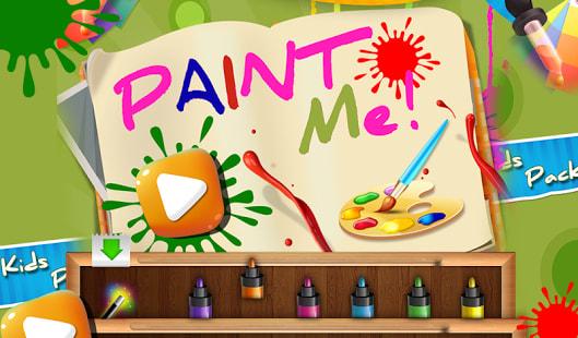 Paint Me - Pintura de los cab