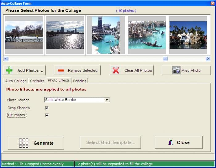 collage softwares