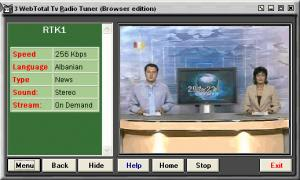 3webTotal Tv & Radio Tuner