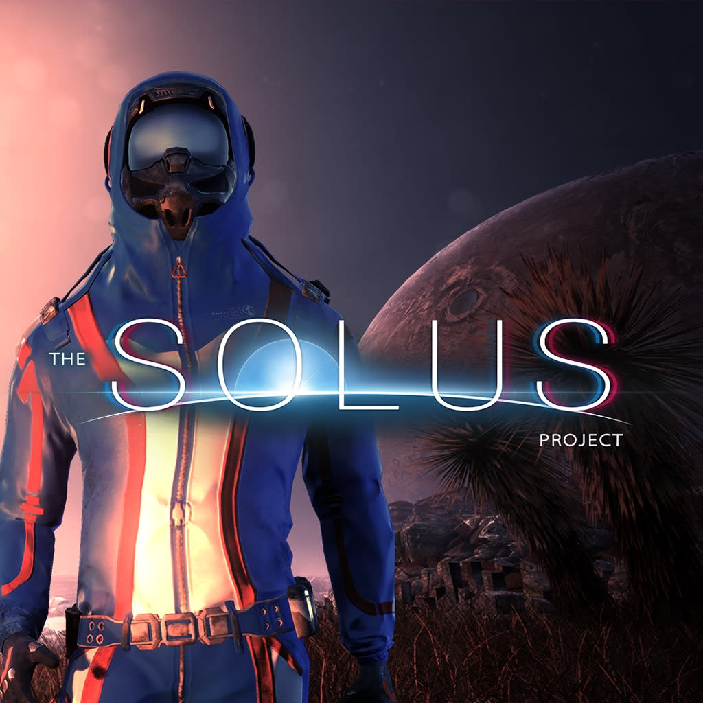 The Solus Project PS VR PS4