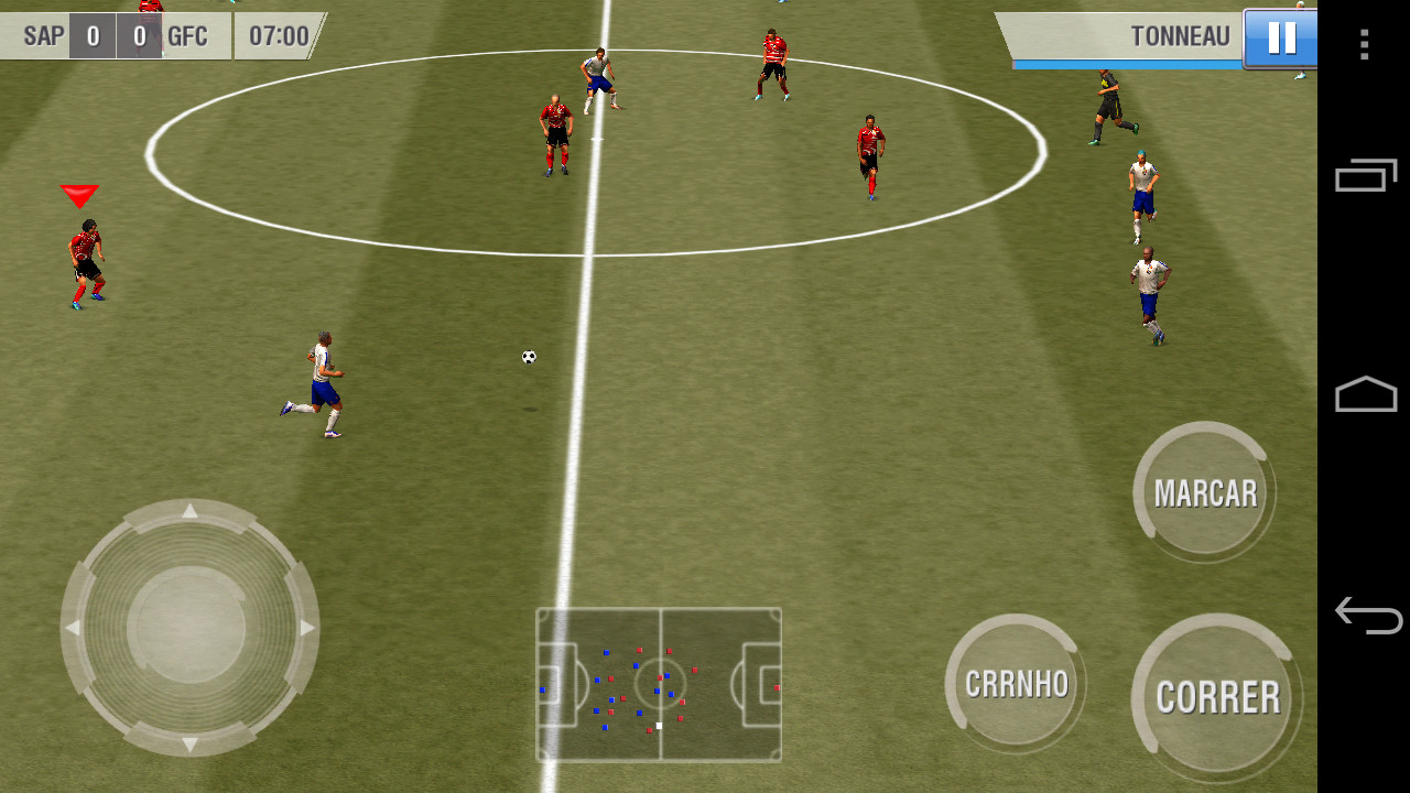 Download best football or soccer games for android in 2014 - Pros