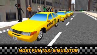 Taxi Driver Duty City Juego 3D Cab 2014 Gratis