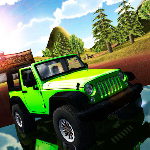 Extreme SUV Off-Road Driving Simulator Free 4.07