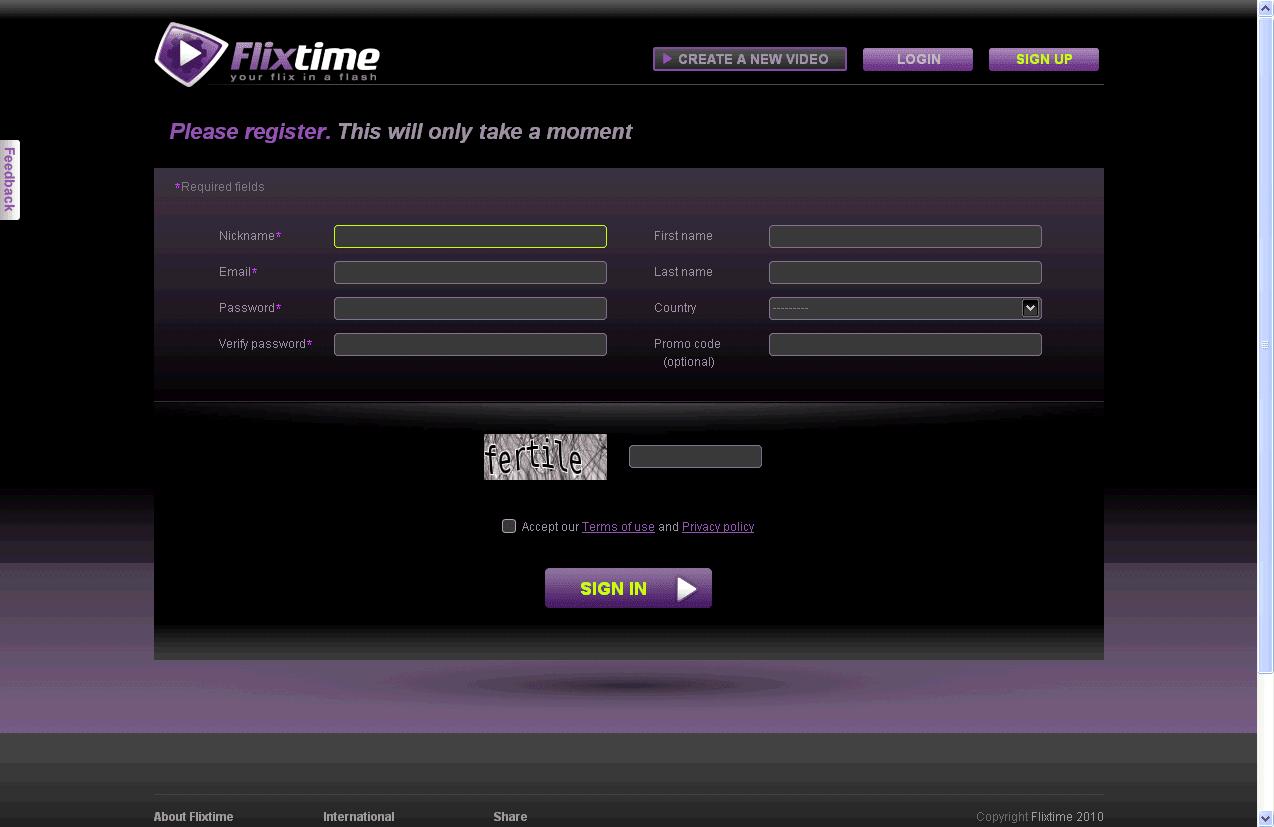 Flixtime