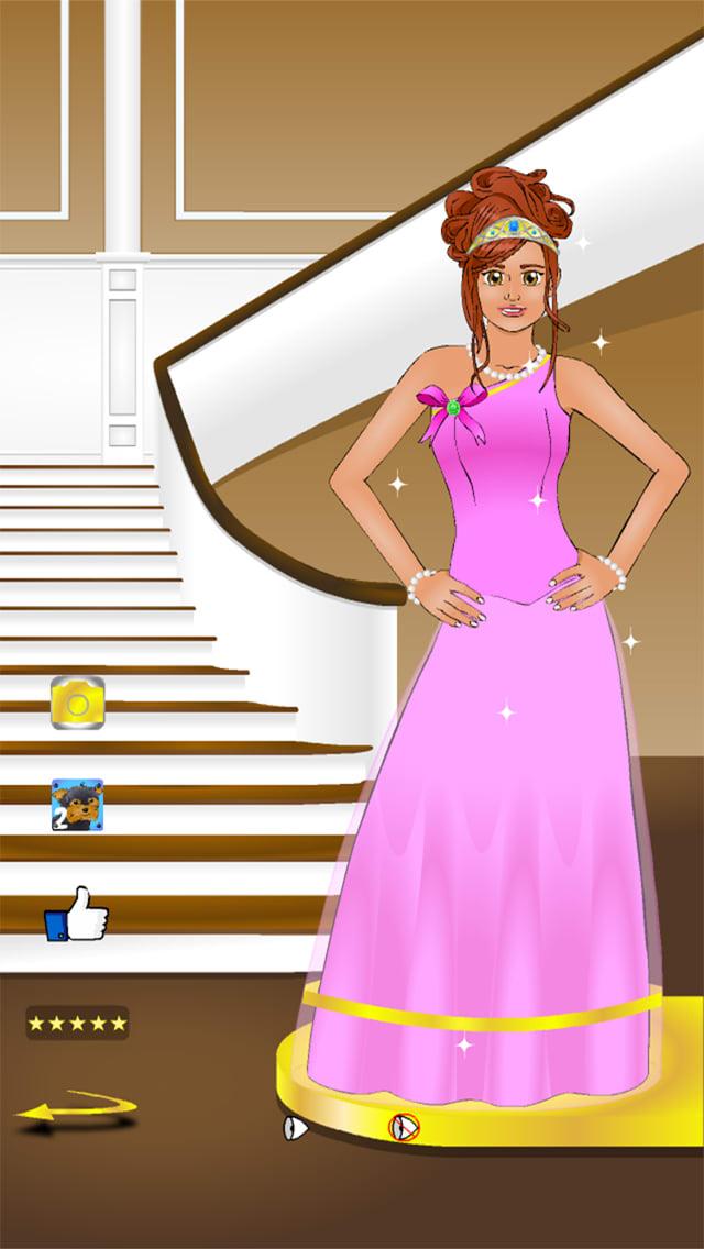 Princess Dress Up: Magic Book
