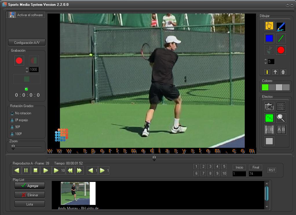 Sports Media System