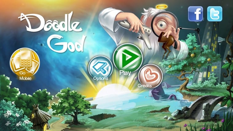 Doodle God Free voor Windows 10