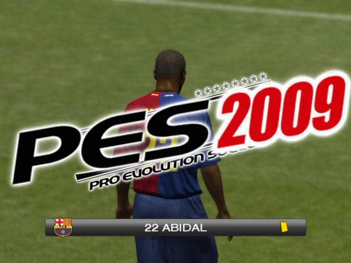 Pro Evolution Soccer (PES) 2009