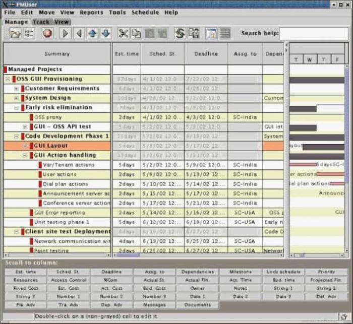 Intellisys Project Desktop