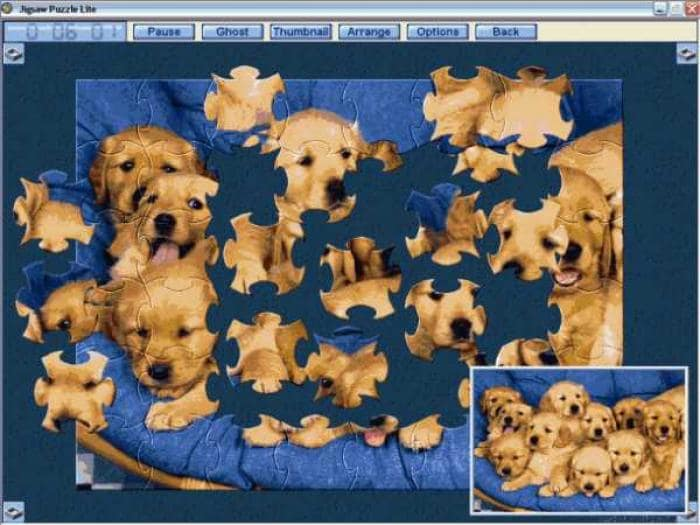 Jigsaw Puzzle Lite