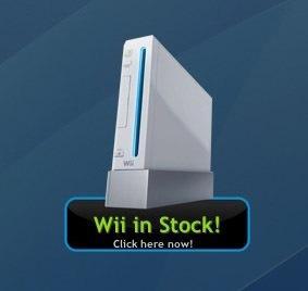 Wii Finder Widget