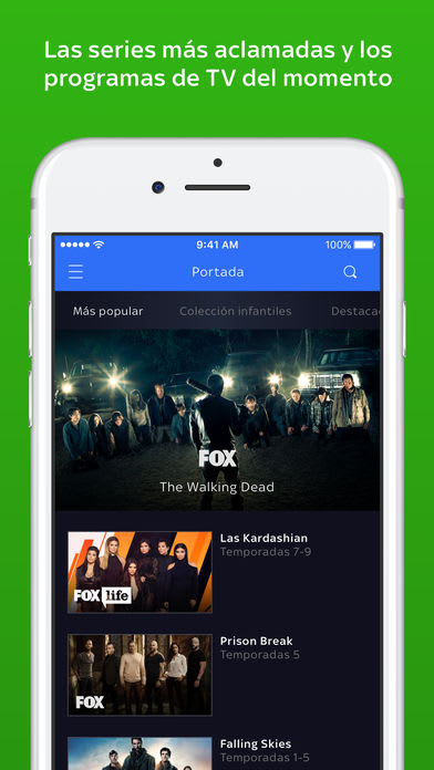 SKY: películas y TV en streaming sin permanencia