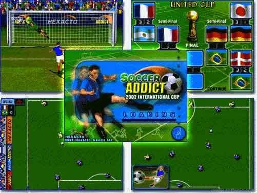 Hexacto's Soccer Addict