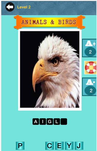 Picture Quiz : Guess The Animals