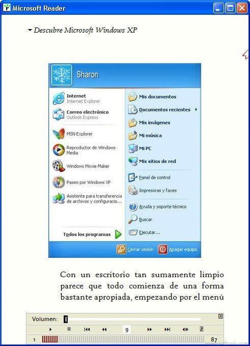 Descubre Microsoft Windows XP