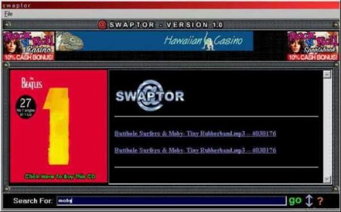 Swaptor
