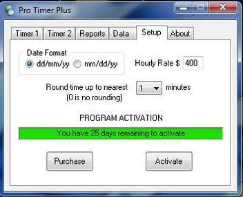 Pro Timer Plus