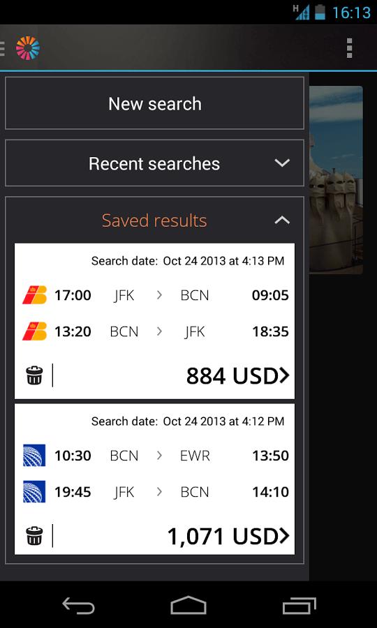 momondo günstige Flüge & Hotels