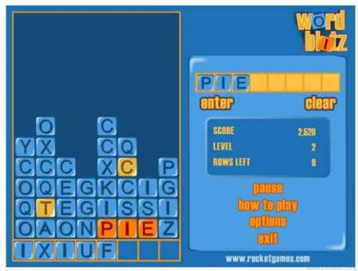 WordBlitz
