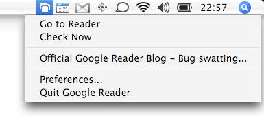 Reader Notifier