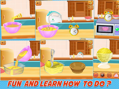 Ice Cream Maker 2