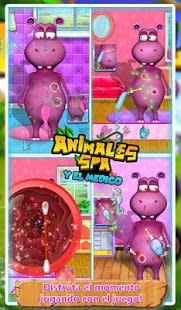 Animal Spa y doctor