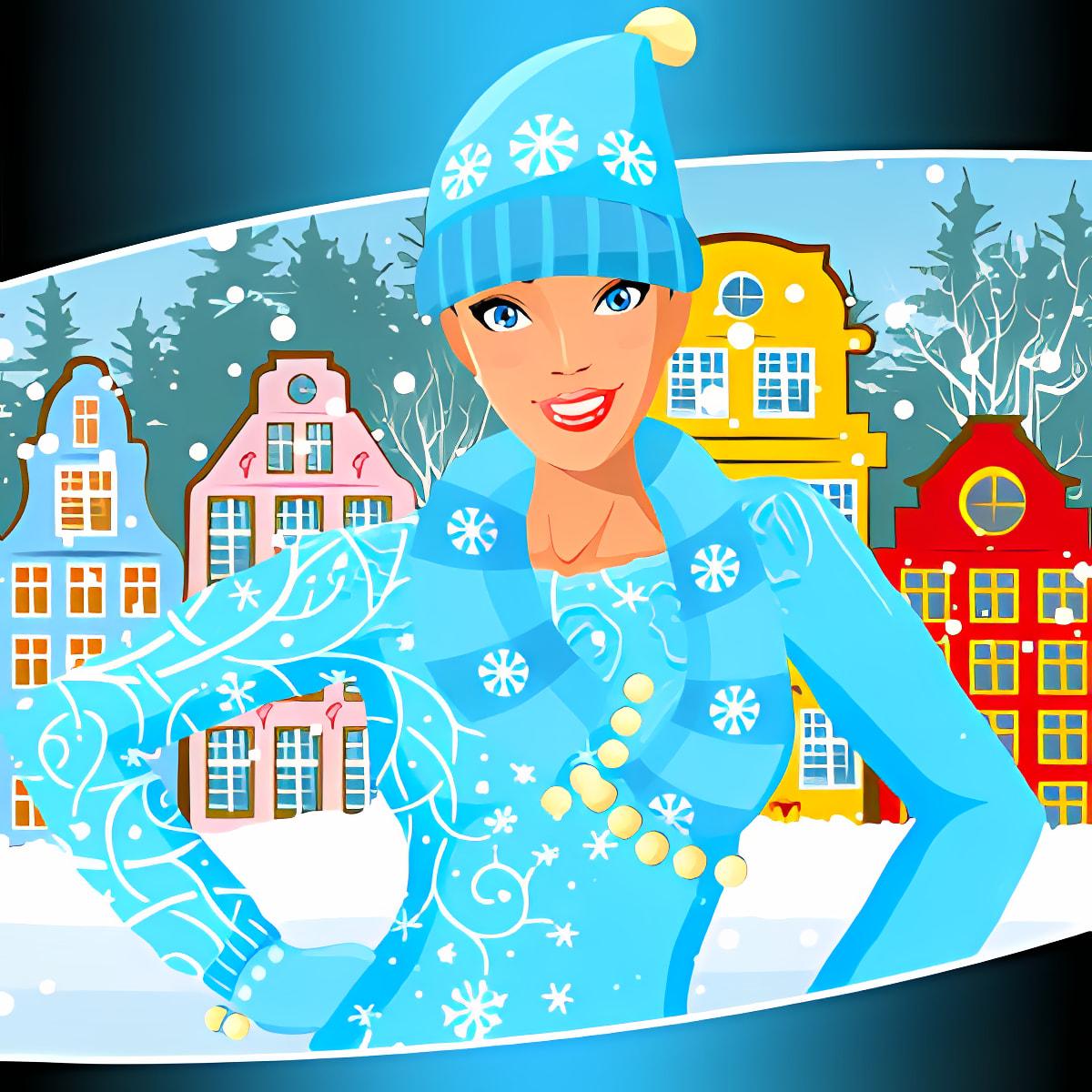 vestido de moda de invierno ju 2.3 y versiones superiores