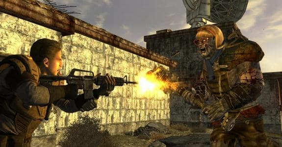 Fallout: New Vegas: Survive in the sun bleached world of post apocalyptic America