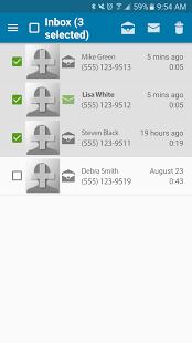 Cellcom Visual Voicemail