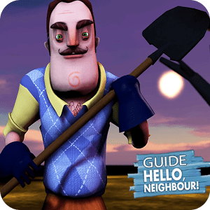Guide of Hello neighbor Alpha