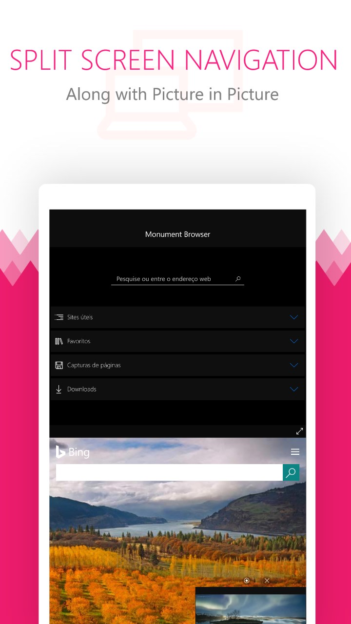 Monument Browser
