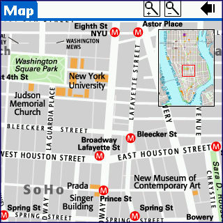 New York DK Eyewitness Top 10 Travel Guide & Map