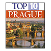 Prague DK Eyewitness Top 10 Travel Guide & Map