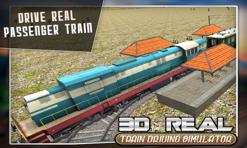 Real Train Drive Simulator