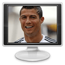Screensaver Cristiano Ronaldo 2