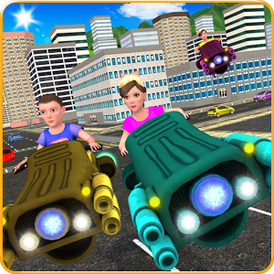 Kids Hover Craft Speed Racing 1.0