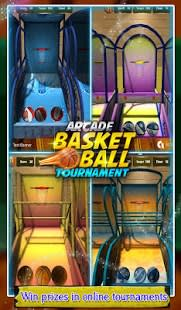 3DArcade Basketball Tournament