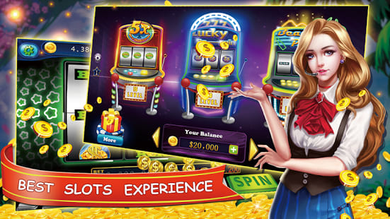 Slots Cool:Casino Slot Machine