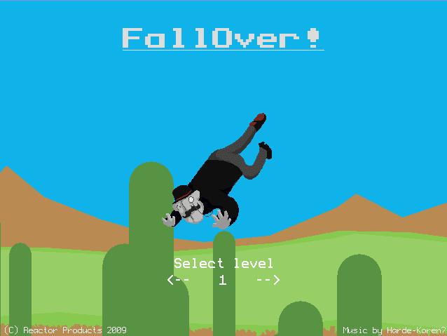 FallOver!