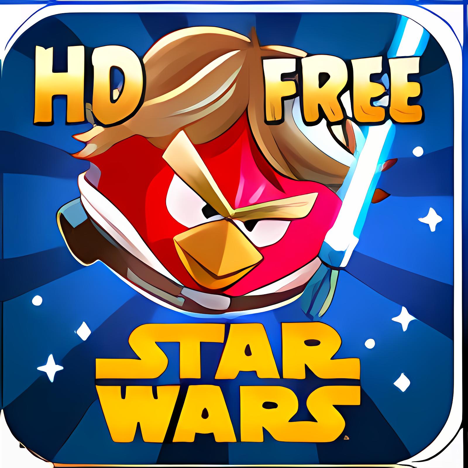 Angry Birds Star Wars HD Free