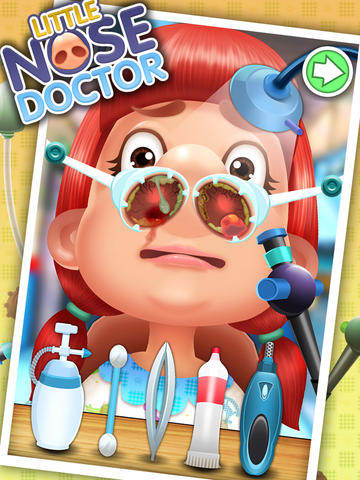 Little Nose Doctor
