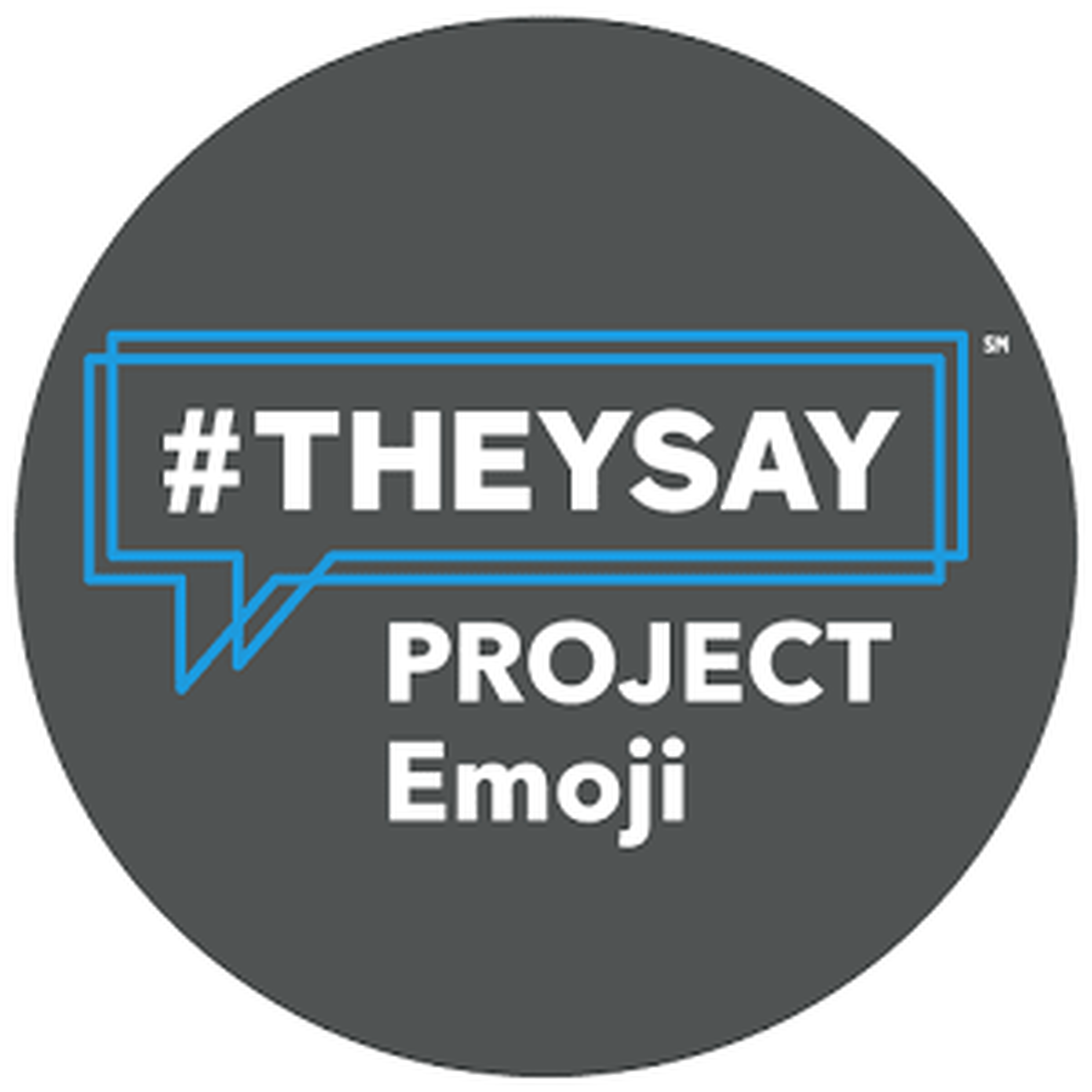 #THEYSAY Project Emojis 1.6