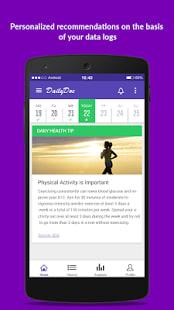 Diabetes: DailyDoc