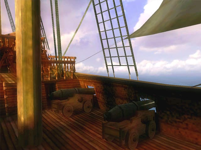 Sea Voyage 3D Screensaver