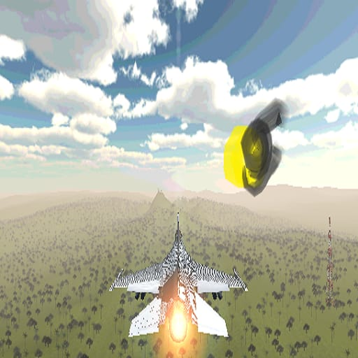 Aerial Target Attack