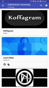 Substratum Integration for Samsung (Addon Key)